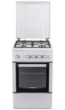 Газовая плита Hyundai RGG223 White