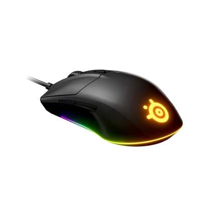 Мышь SteelSeries Rival 3 Black (62513)