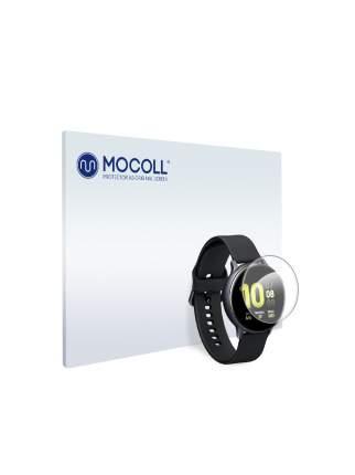 Пленка защитная MOCOLL для дисплея SAMSUNG Watch Active 2 40mm 2шт Прозрачная глянцевая