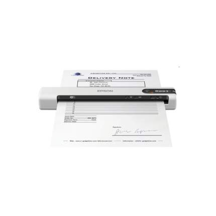 Сканер Epson WorkForce DS-80W White (B11B253402)