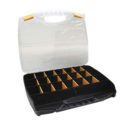 Органайзер для хранения с 23 регулируемыми отделениями, 37.8x31x5.9см Hobby&Pro 930523