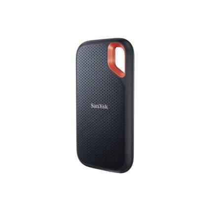 Внешний диск SSD SanDisk Extreme 1TB Black (SDSSDE61-1T00-G25)