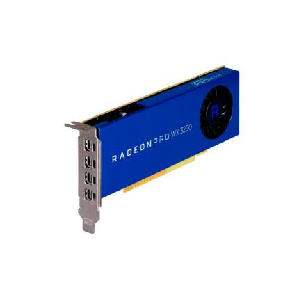 Видеокарта Dell Radeon Pro WX3200 (490-BFQS)