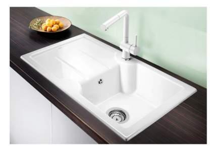 Мойка для кухни керамическая Blanco IDESSA 45 S 514498 глянцевый белый