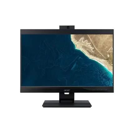 Моноблок Acer Veriton VZ4870G Black (DQ.VTQER.003)
