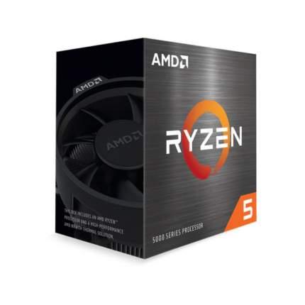 Процессор AMD Ryzen 5 5600X AM4 BOX