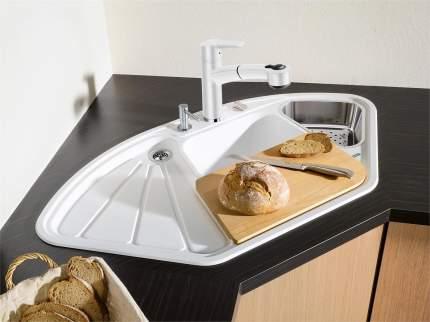 Мойка для кухни керамическая Blanco DELTA 512277 белый
