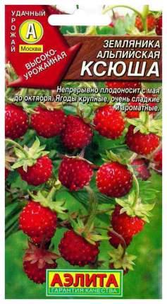 Семена ягод Аэлита Земляника альпийская Ксюша 0,04 г