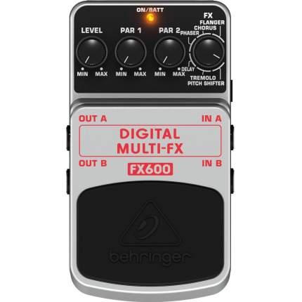 Педаль мультиэффектов Behringer FX600 Digital MULTI-FX