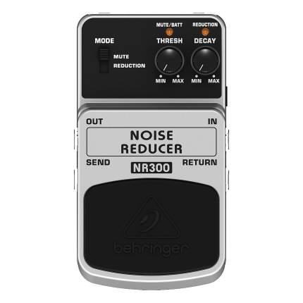 Педаль шумоподавления Behringer NR300 Noise Reducer