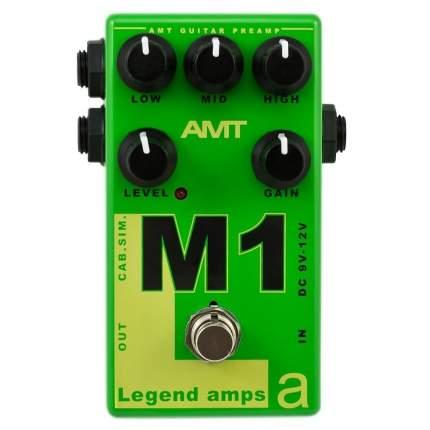 Одноканальный преамп M-1 Legend Amps JM-800