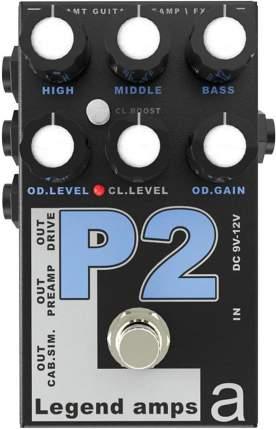 2-канальный преамп P-2 Legend Amps PV-5150