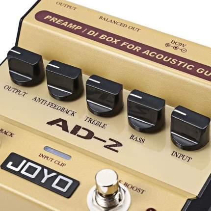 Эффект для акустической гитары AD-2 Acoustic Guitar Preamp/DI