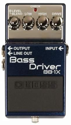 Моделирующая педаль для бас-гитары BB-1X