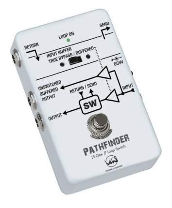 Переключатель цепей эффектов Pathfinder LS-One