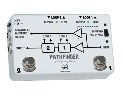 Переключатель цепей эффектов Pathfinder LS-Two