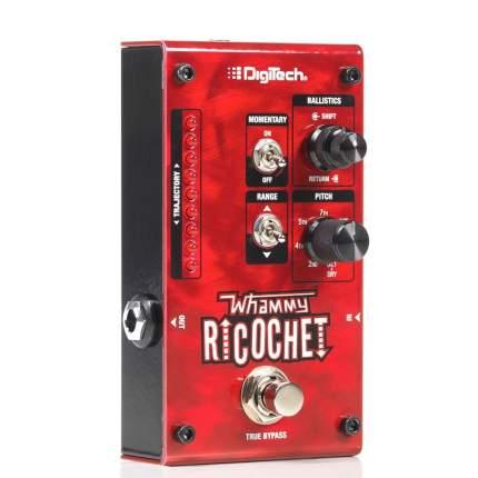 эффект-процессор изменения высоты тона Ricochet