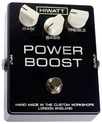 Педаль эффектов (бустер) Power boost