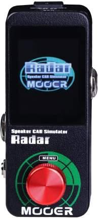 Эмулятор гитарного кабинета Radar