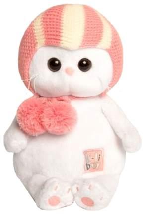 Мягкая игрушка «Кошечка Ли-Ли BABY» в спортивной шапке, 20 см Басик и Ко