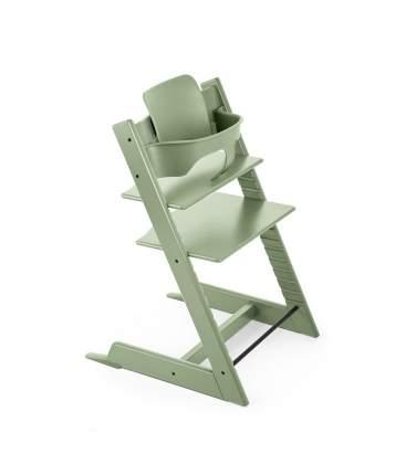 Сиденье для стульчика Stokke Tripp Trapp Baby Set Moss Green