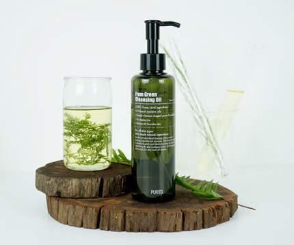 Гидрофильное масло PURITO From Green Cleansing Oil для чувствительной кожи