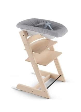 Сиденье Stokke Newborn Set для новорожденного в стульчик Tripp Trapp Grey