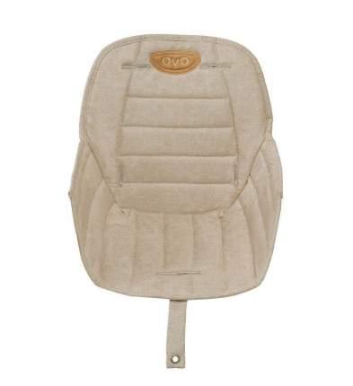 Текстильный вкладыш в стульчик для кормления Micuna OVO LUXE Gold