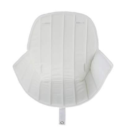 Текстильный вкладыш в стульчик для кормления Micuna OVO LUXE White