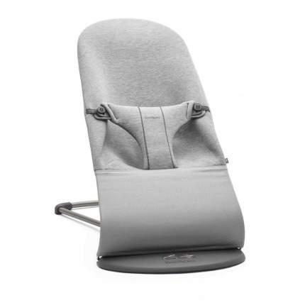 Кресло-шезлонг Baby Bjorn Bliss Jersey светло-серый