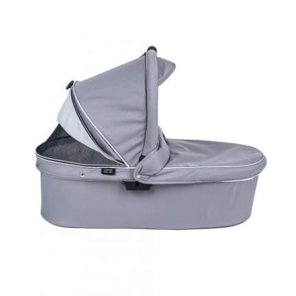 Люлька Valco Baby Q Bassinet Cool Grey для Trimod X/Snap 4 Ultra/Quad X