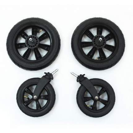 Комплект колес Valco Baby Sport Pack Black для Snap4 Trend, Ultra Trend, Snap Duo Trend
