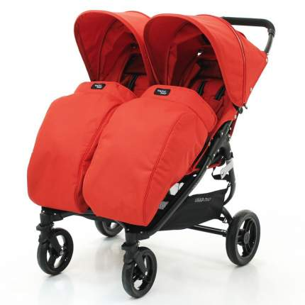 Накидка на ножки Valco Baby Boot Cover Snap & Snap 4 & Snap Duo Fire red