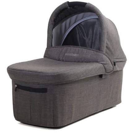 Люлька Valco Baby External Bassinet Charcoal для Snap Duo Trend