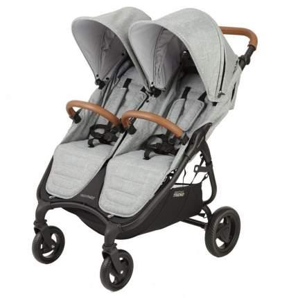 Коляска для двойни Valco Baby Snap Duo Trend Grey Marle 9938