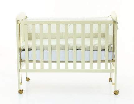 Кровать Micuna Bear Moon ivory 120x60