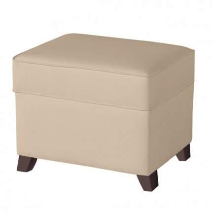 Пуф для кресла-качалки Micuna Foot rest chocolate/beige, искусственная кожа