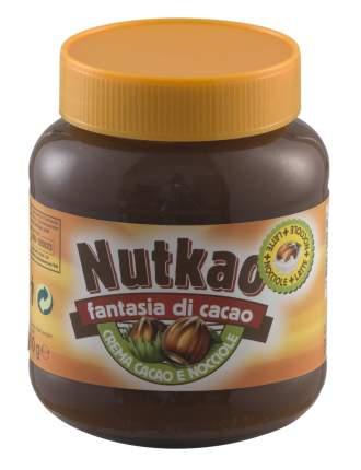 NUTKAO Шоколадно- ореховая паста,350 гр