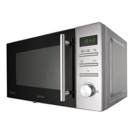 Микроволновая печь с грилем Gorenje MMO20DGEII silver