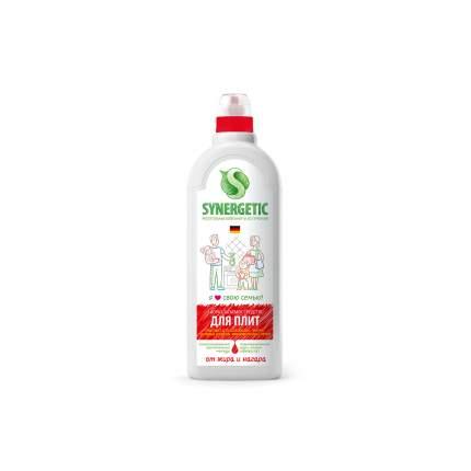 Универсальное чистящее средство Synergetic для плит сковородок духовых шкафов 1 л