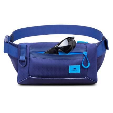 RIVACASE 5311 blue поясная сумка для мобильных устройств