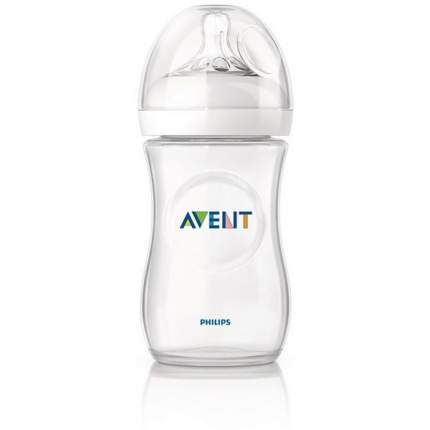 Бутылочка для кормления Philips Avent 260мл серия NATURAL 2.0 пластик