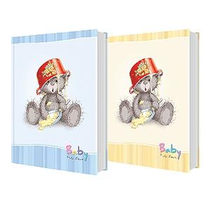 Фотоальбом детский Image Art 032 10х15 200 фото, в ассортименте