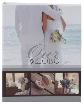 Фотоальбом свадебный Image Art 106 10х15 200 фото