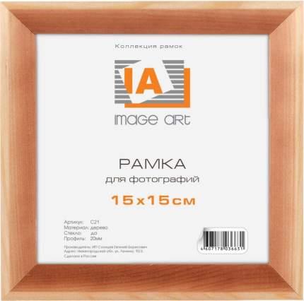 Фоторамка Image Art сосна С21 15х15, 166382