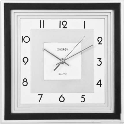 Часы Настенные Energy Ec-11 31,7х4См (Квадратные)