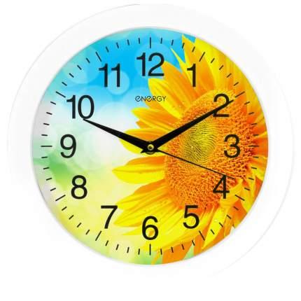 Часы настенные Energy EC-97 Подсолнух, 27,5х3,8см, 9470