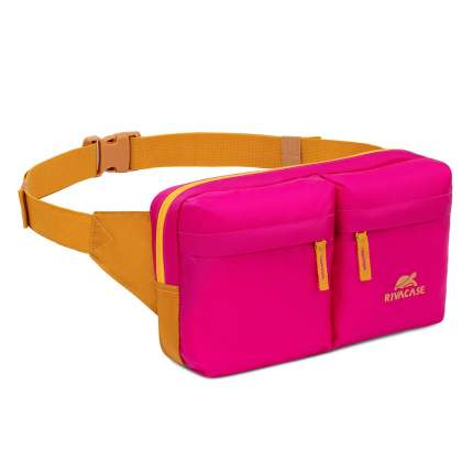 RIVACASE 5511 pink поясная сумка для мобильных устройств