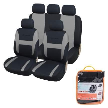 """Чехлы для сидений """"RS-3k+"""", передние/задние(9 предметов), AIRLINE ACS-VP-02"""