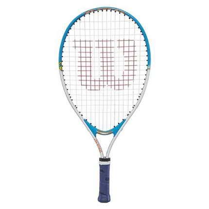 Ракетка для большого тенниса Wilson Slam 21 белая/синяя